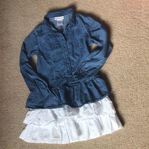 Girls American Girl Dress